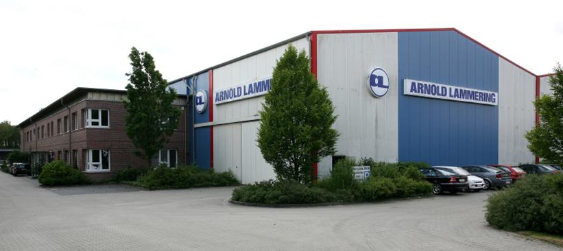 Lammering Aurich firmenchronik arnold lammering