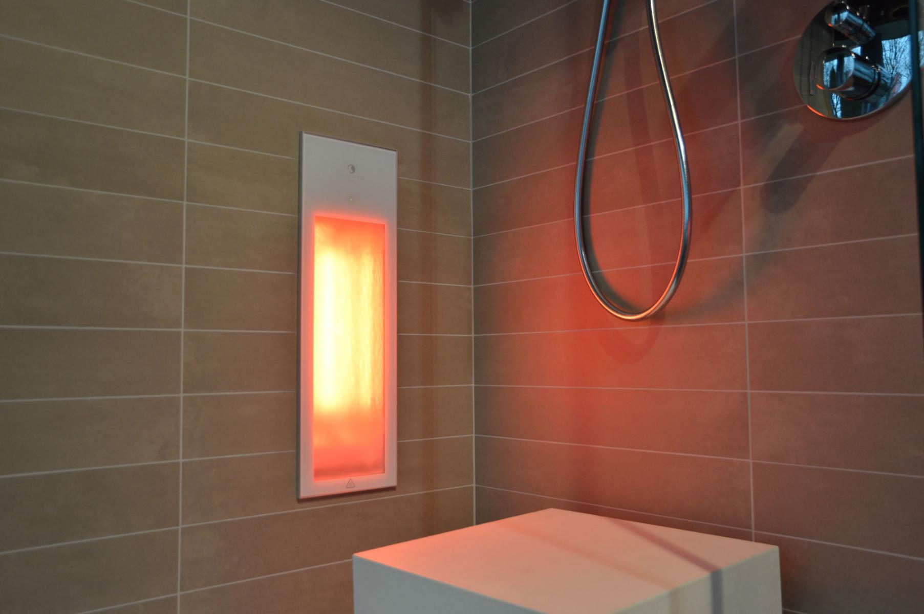 arnold lammering badkamers tegels verwarming staal